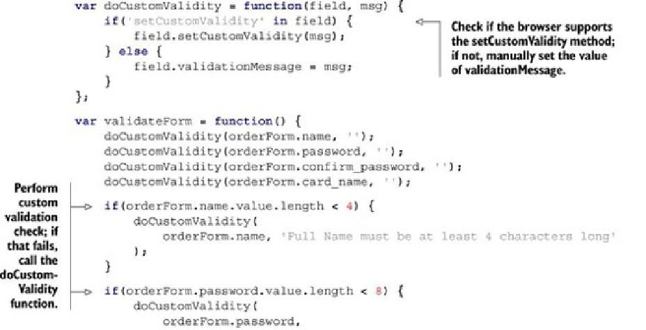 Form creation: input widgets, data binding, and data