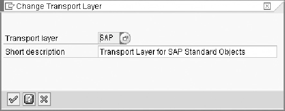 SAP Transport Management System in ABAP Systems - SAP Basis