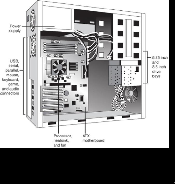 Блок питания на стационарный компьютер схема6