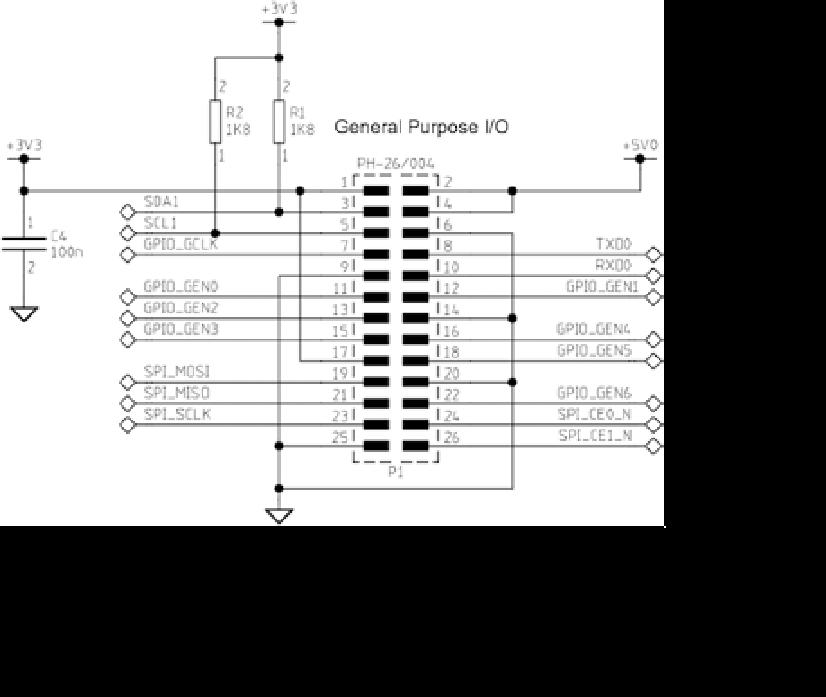 gpio - raspberry pi hardware reference
