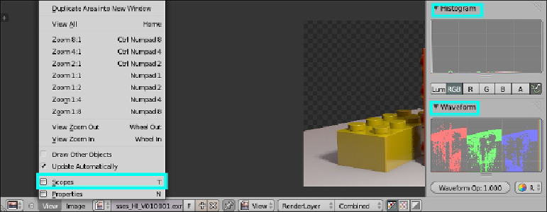 Working with Blender Compositor - Blender Compositing and