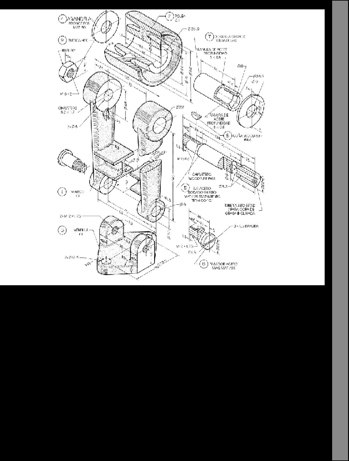 Dibujos de trabajo - Dibujo y Comunicacion Grafica - page 465