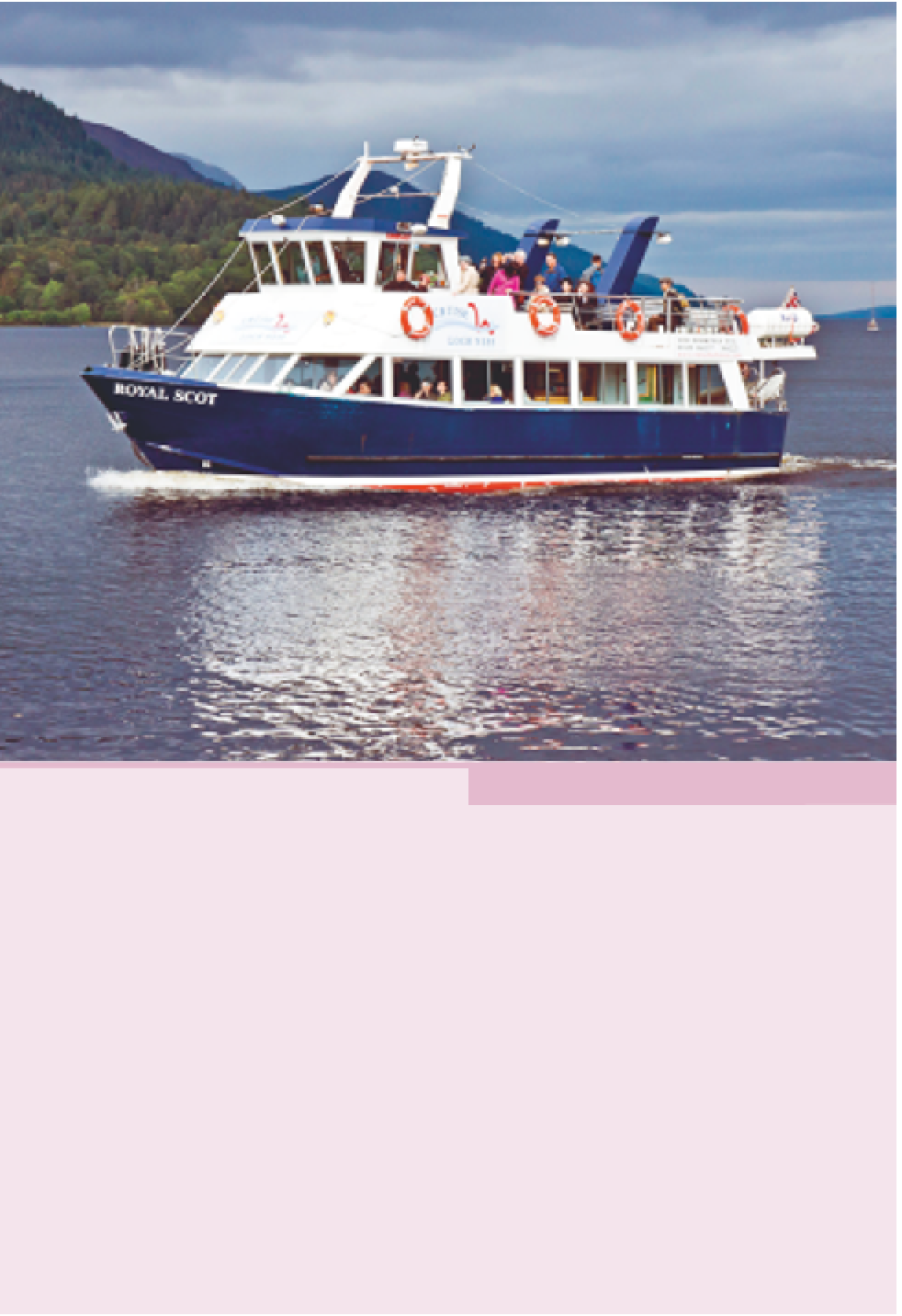 the rough guide to scottish highlands & islands