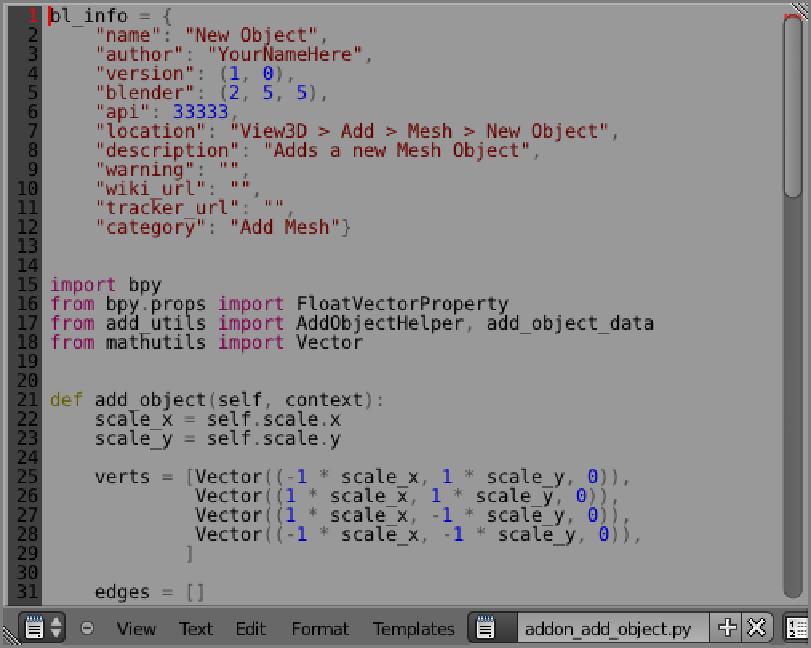 Python Scripting for Blender - Mastering Blender - page 836