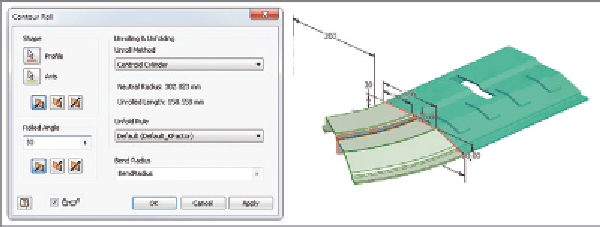 Working With Sheet Metal Parts Inventor 2013 And