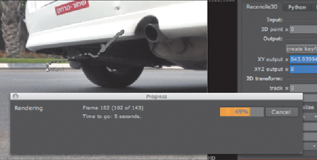The Nuke 3D Engine - Nuke 101: Professional Compositing and