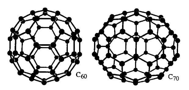 nanocrystalline materials synthesis and properties part 1 Atomic Ballroom structure of most significant fullerenes c60 and c70 the c60 molecule is shaped like a