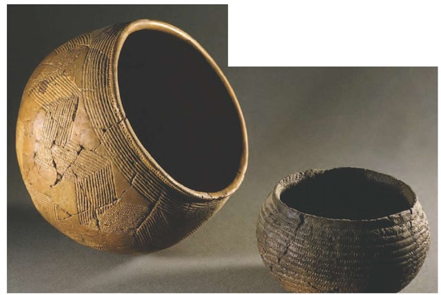 Corded Ware from East to West Cord-impressed vessels from southern scandinavia in forms typical of the Corded Ware/single Grave/Battle-Axe cultural complex of the mid-third millennium b.c.