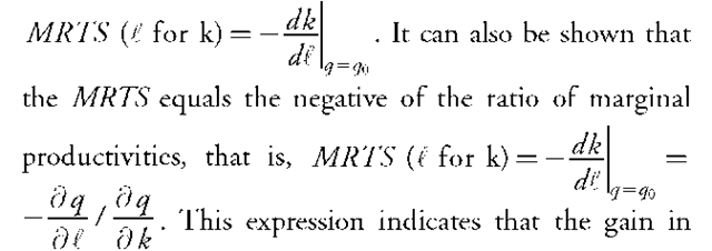 how to find output given cobbs douglas production function