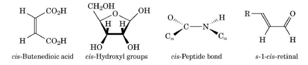 Cis Configuration (Molecular Biology)