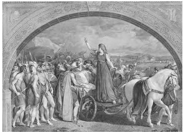rebellion of queen boudica essay