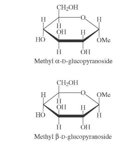 Methyl glucopyranosides.