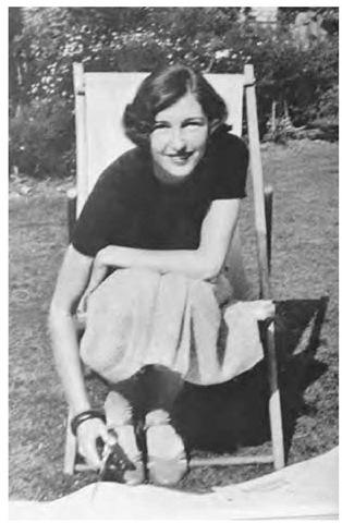 Christine Granville.