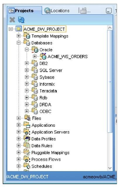 Data warehouse design in OWB (Oracle Warehouse Builder 11gR2)