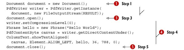 Listing 1.12 HelloWorldColumn.java