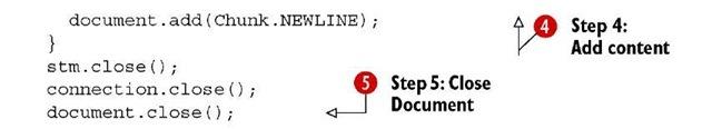 Listing 2.4 DirectorPhrases1.java