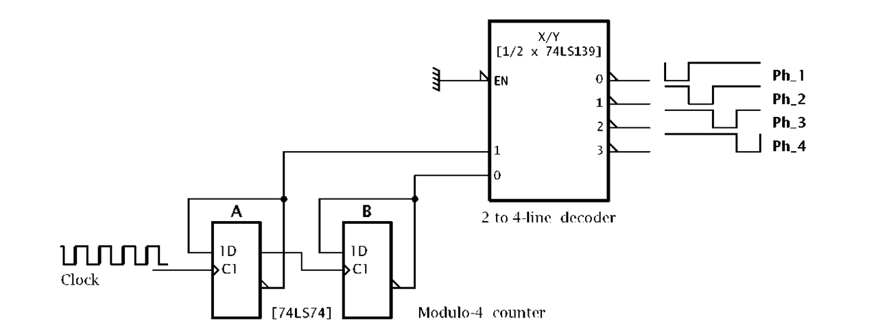 logic circuitry part 4  pic microcontroller