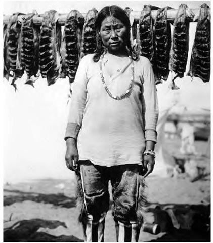 Netsilik Native Americans Of The Arctic