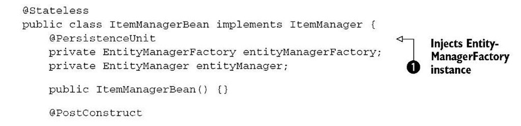 how to create instances java