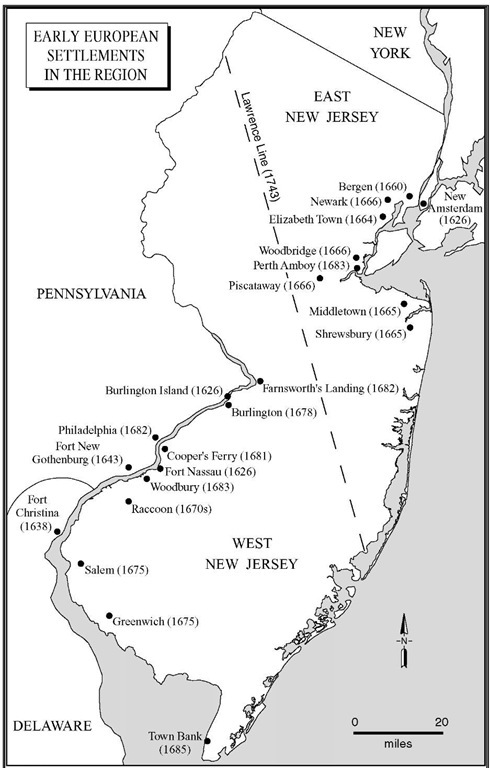 Historic Speedwell To Historiography New Jersey