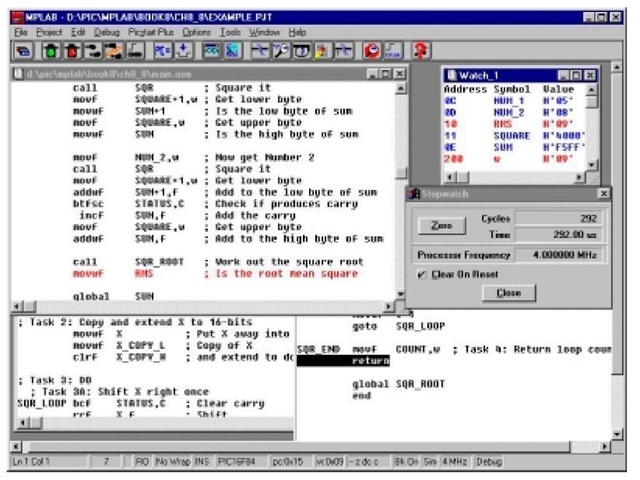Assembly language Part 4 (PIC Microcontroller)