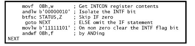 High-Level Language Part 2 (PIC Microcontroller)
