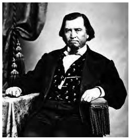 Sam Folsom, a Choctaw. With the Cherokee, Chickasaw, Creek, and Seminole, the Choctaw were regarded by whites as one of the Five Civilized Tribes.