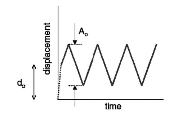 schematic of fatigue experiments I