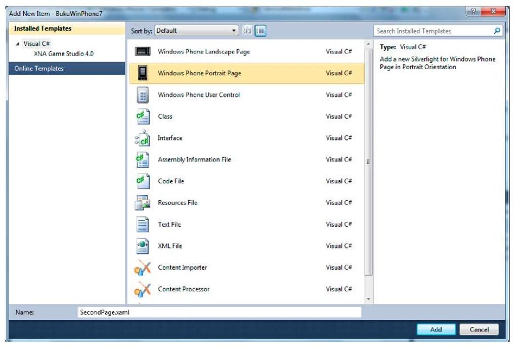 Soft Iinput Panel Layout (Silverlight For Windows Phone)