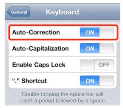 Typing on Your iPhone