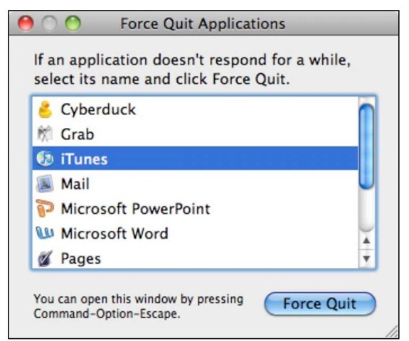 Troubleshooting iTunes and the Sync (iPhone 4)