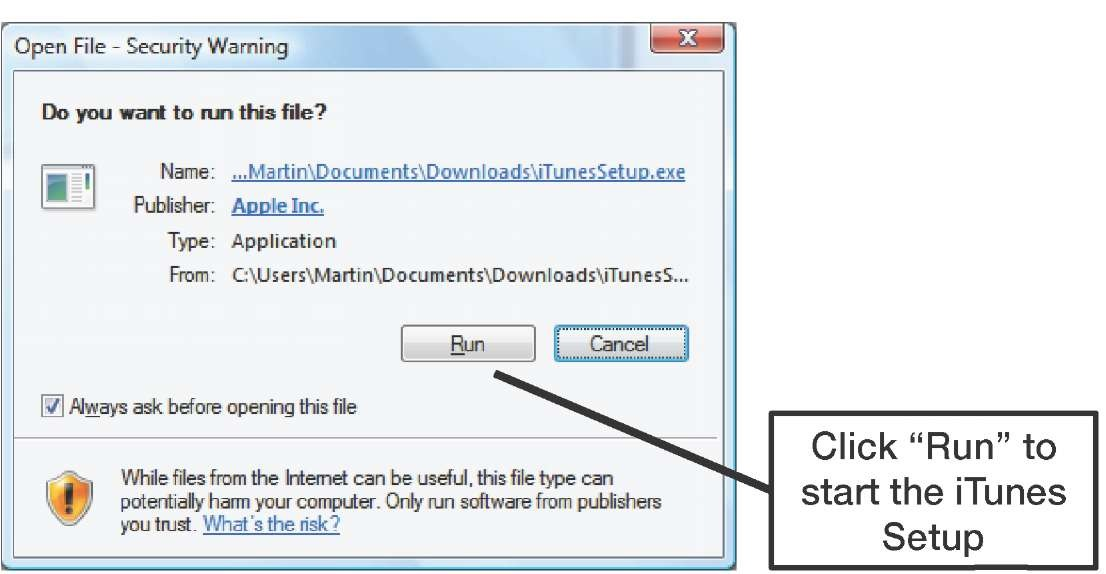 Getting iTunes Software (iPhone 4) Part 1
