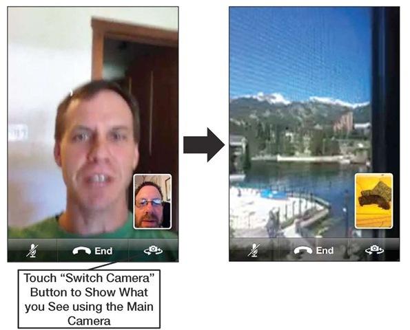 Video Calling (iPhone 4)