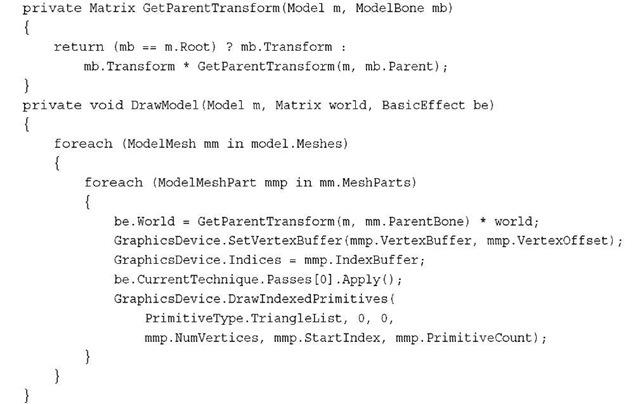 Using BasicEffect (XNA Game Studio 4 0 Programming)
