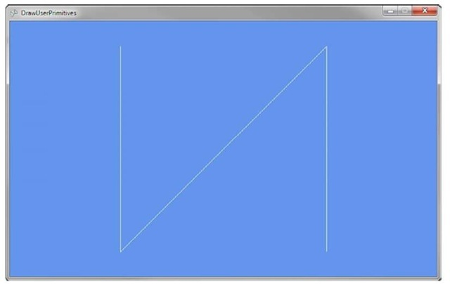 Drawing Lines In Xna : Let the d rendering start xna game studio