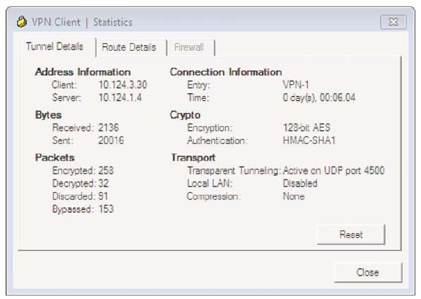 Remote Access for IPv6 Using Cisco VPN Client