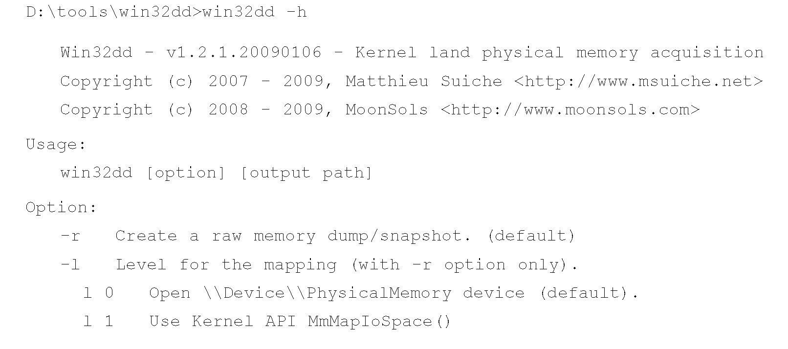 Windows Memory Analysis (Windows Forensic Analysis) Part 1