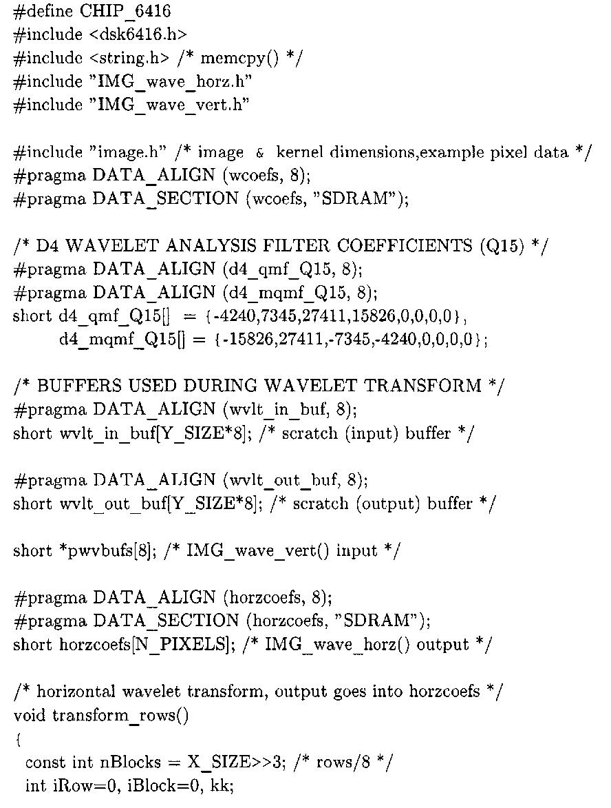 Mathematical Preliminaries (Image Processing) Part 2