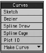 You can use curves for text, characters, motion paths, and more.
