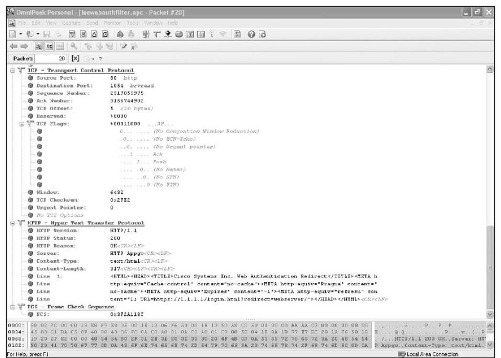 Controller Redirect to Virtual IPAdress 1.1.1.1