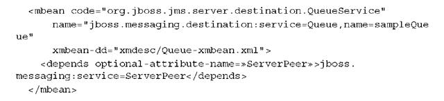 jboss service xml