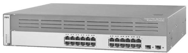 Wireless LAN Controller Platforms (Cisco)