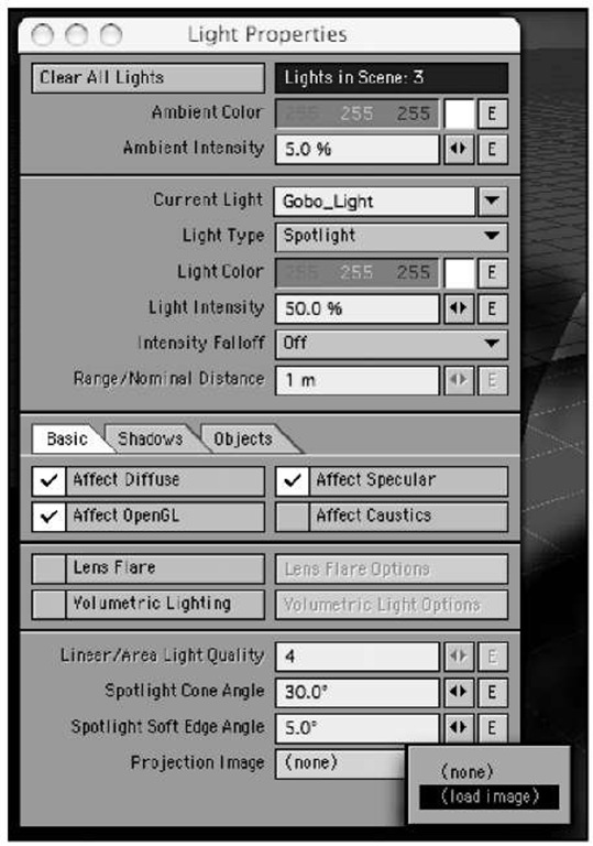 Applying Lights in LightWave (Lighting) Part 2