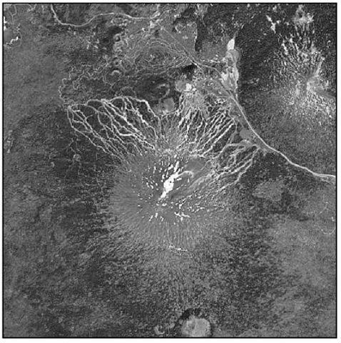 A ten-meter resolution satellite image.
