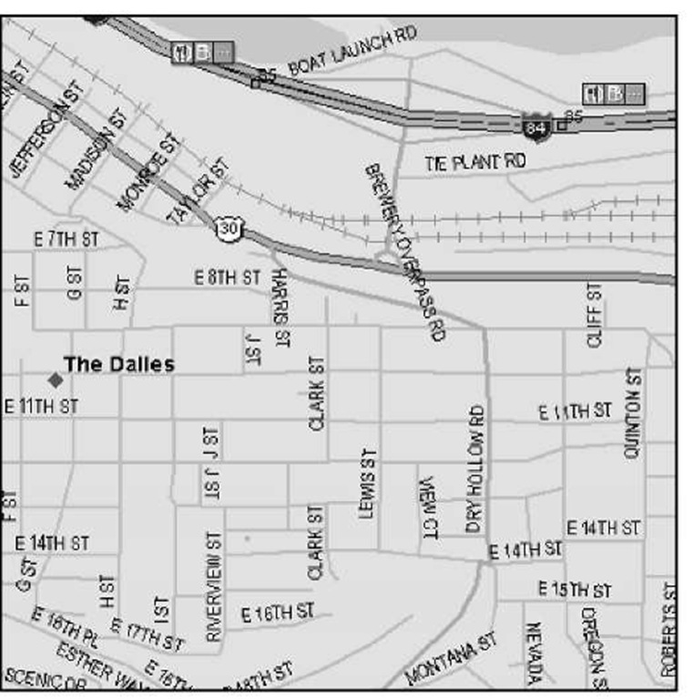 Discovering the Types of Maps (GPS)