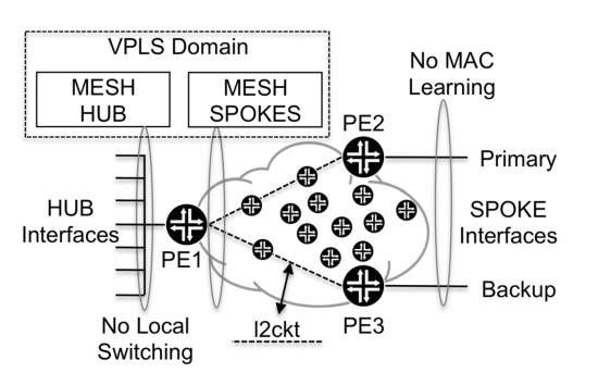 The VPLS Case Study (QOS-Enabled Networks) Part 1