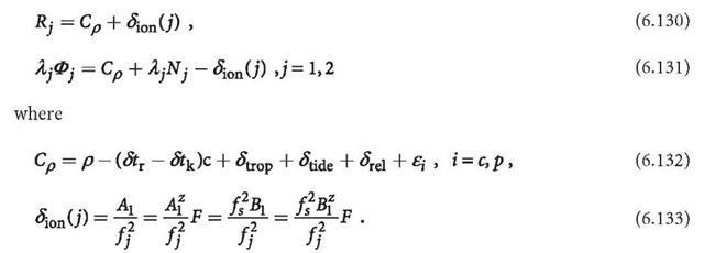 Equivalence of the Uncombined and Combining Algorithms (GPS