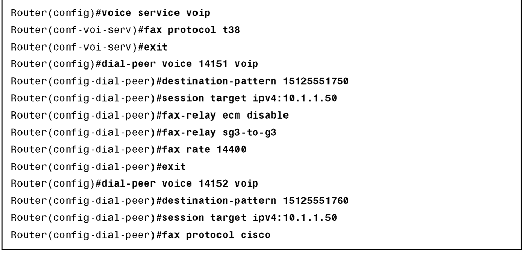 Configuring H 323 (Examining VoIP Gateways and Gateway