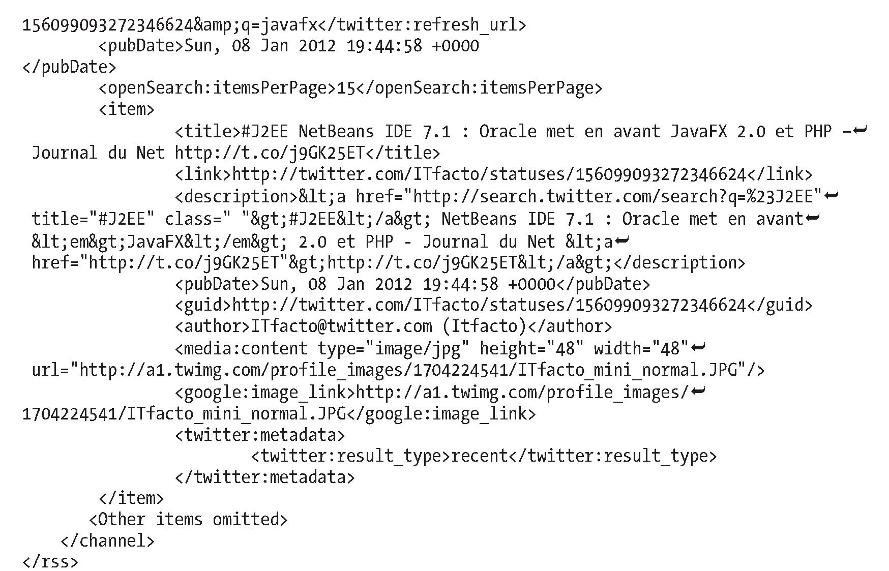 how to search twitter api