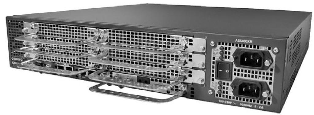 Cisco AS5400XM Universal Gateway